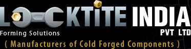 LOCKTITEINDIA PVT LTD - Manufacturers of Cold Forged Components